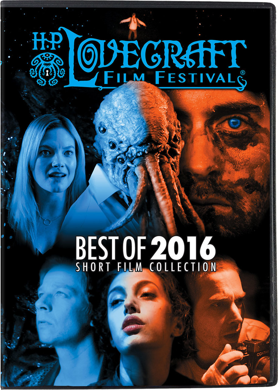 H P Lovecraft Film Festival Best Of 2016 Collection Dvd