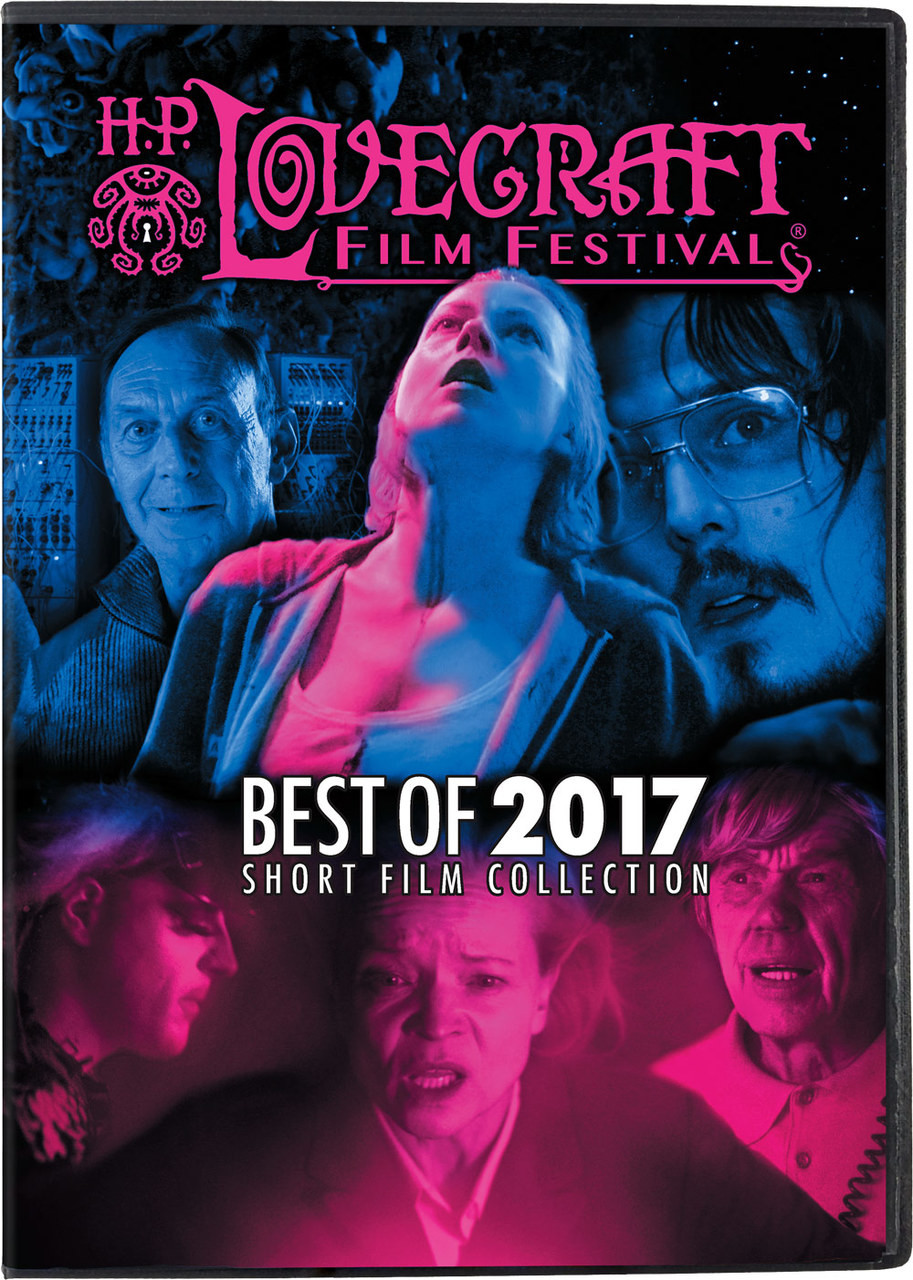 H P Lovecraft Film Festival Best Of 2017 Collection Dvd
