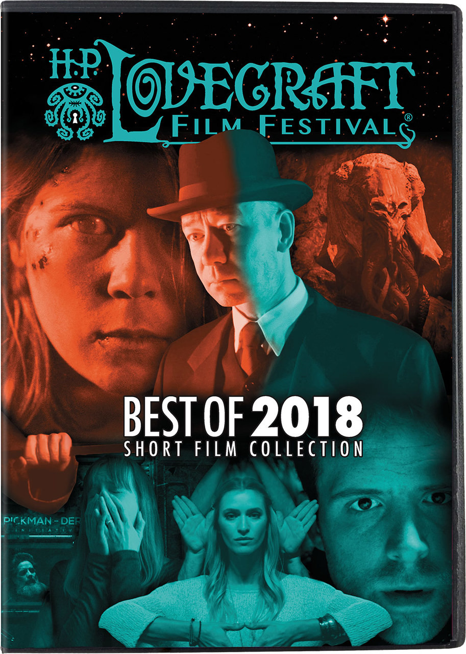 H P Lovecraft Film Festival Best Of 2018 Collection Dvd