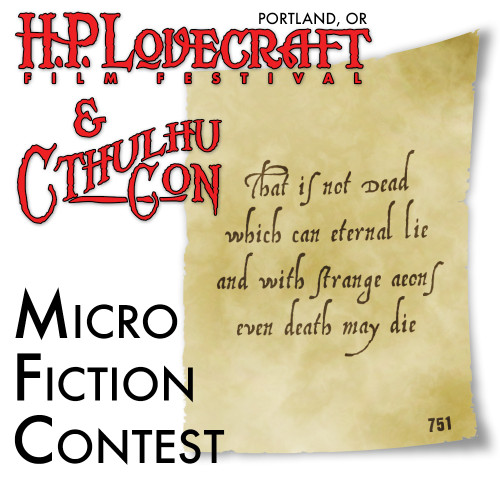 2019 Lovecraftian Micro Fiction contest