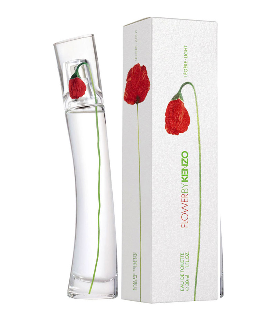 d186c723f Kenzo Flower Eau De Toilette Spray Refillable 1 oz