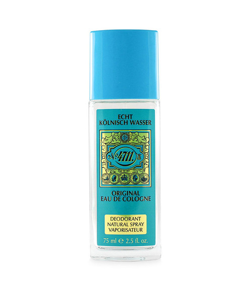 Muelhens 4711 for Him Deodorant Spray 2.5 oz Unisex
