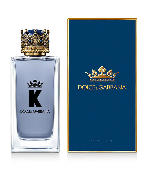 Dolce & Gabbana K Eau De Toilette Spray 3.4 oz