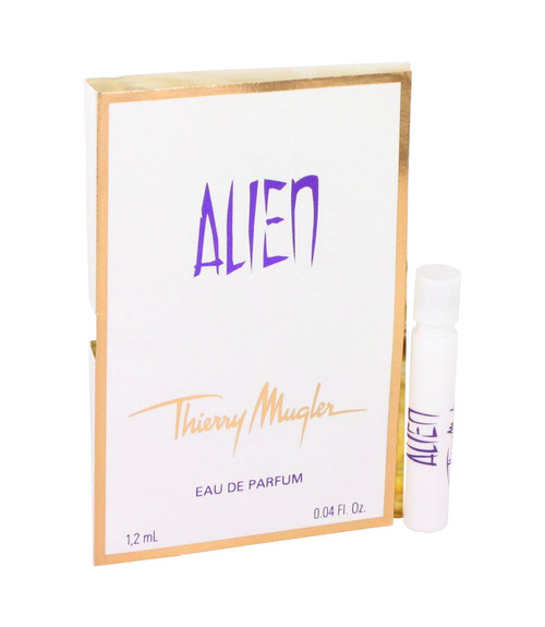Thierry Mugler Alien Eau De Parfum Spray .04 oz Sample