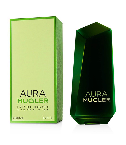 Thierry Mugler Mugler Aura Shower Milk 6.7 oz