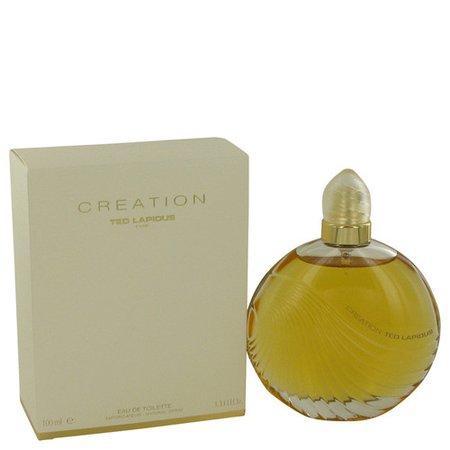 Ted Lapidus Creation Eau De Toilette Spray 3.4 oz