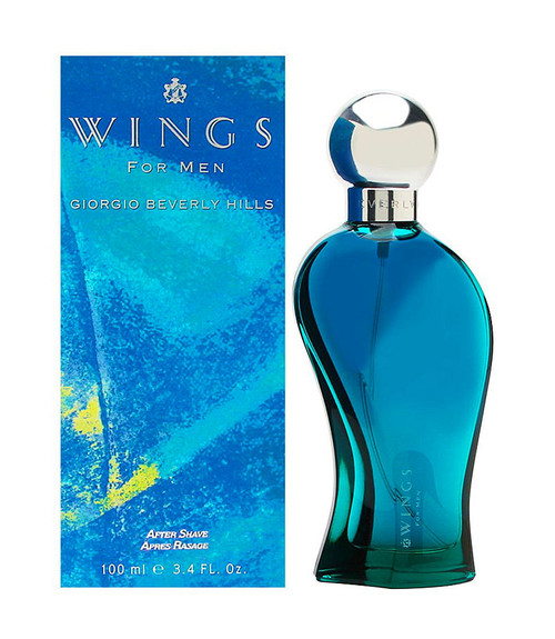 Giorgio Beverly Hills Wings After Shave 3.4 oz