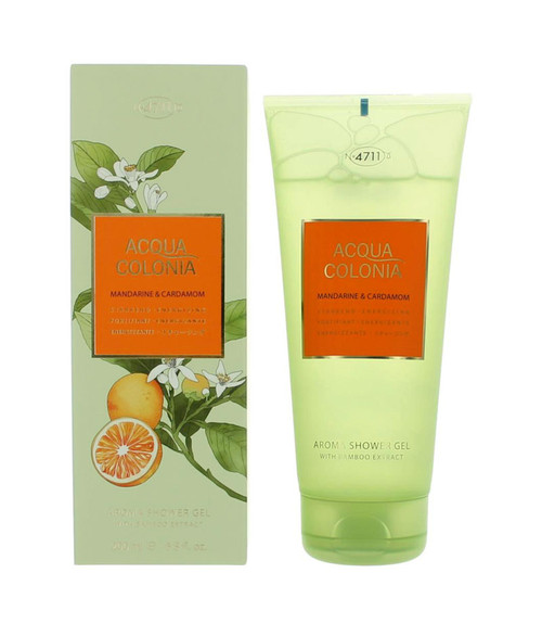4711 Acqua Colonia Mandarine & Cardamom Shower gel 6.8 oz