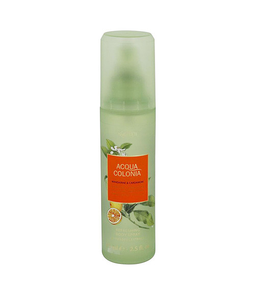 4711 Acqua Colonia Mandarine & Cardamom Body Spray 2.5 oz