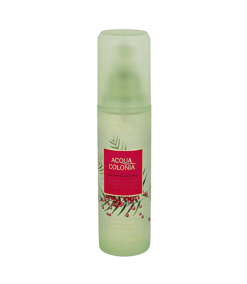 4711 Acqua Colonia Pink Pepper & Grapefruit Body Spray 2.5 oz