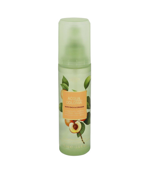 4711 Acqua Colonia White Peach & Coriander Body Spray 2.5 oz