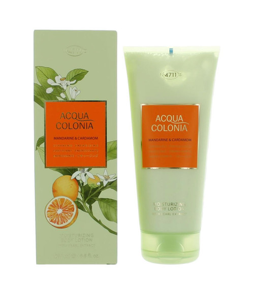 4711 Acqua Colonia Mandarine & Cardamom Body Lotion 6.8 oz
