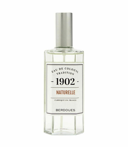 Berdoues 1902 Natural Eau De Cologne Spray 4.2 oz Unisex Unboxed