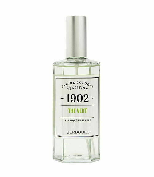 Berdoues 1902 Green Tea Eau De Cologne 4.2 oz Unisex Unboxed