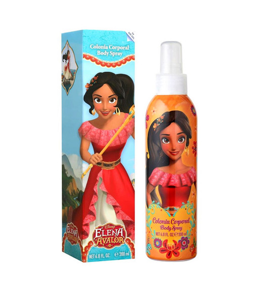 Disney Elena of Avalor Body Spray 6.8 oz