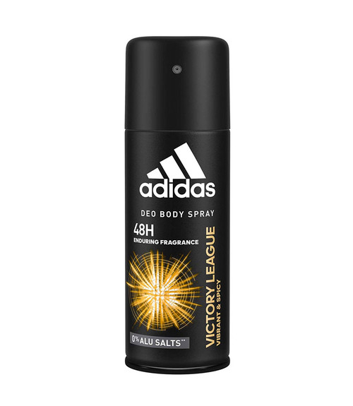 Adidas Victory League Deodorant Body Spray 5 oz