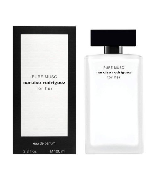 Narciso Rodriguez Pure Musc Eau De Parfum Spray 3.3 oz