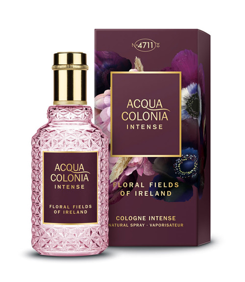 4711 Acqua Colonia Floral Fields of Ireland Eau De Cologne Intense Spray 5.7 oz Unisex