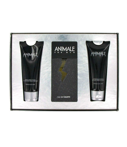 Animale 3-Piece Gift Set for Men