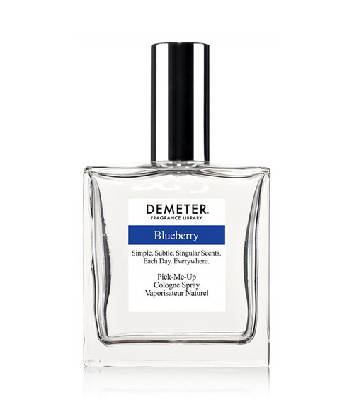 Demeter Blueberry Cologne Spray 1 oz Unboxed