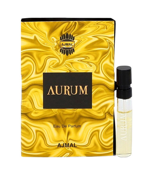 Ajmal Aurum Eau De Parfum .05 oz Sample