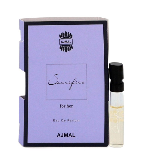Ajmal Sacrifice Eau De Parfum .05 oz Sample