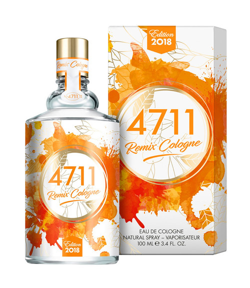 4711 Remix Eau De Cologne Spray 3.4 oz 2018 Unisex
