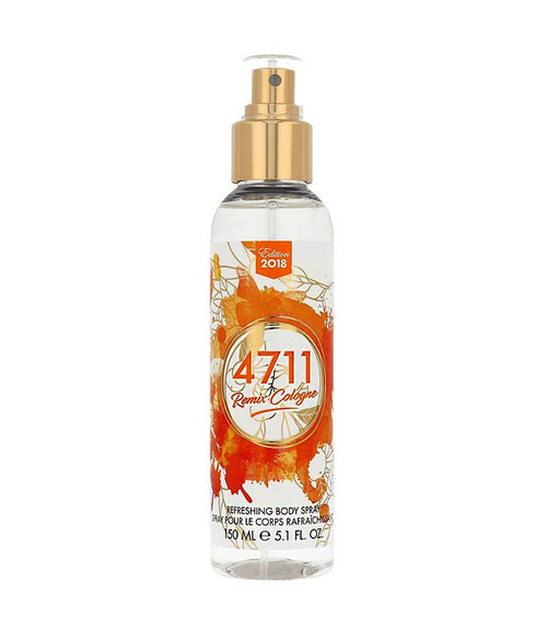 4711 Remix Body Spray 5.1 oz 2018 Unisex