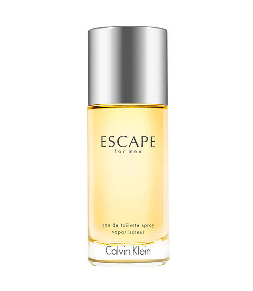Calvin Klein Escape Eau De Toilette Spray 3.4 oz Unboxed
