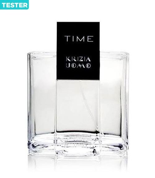 Krizia Time Eau De Toilette Spray 3.4 oz Tester