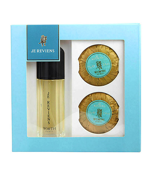 Worth Je Reviens Gift Set for Women