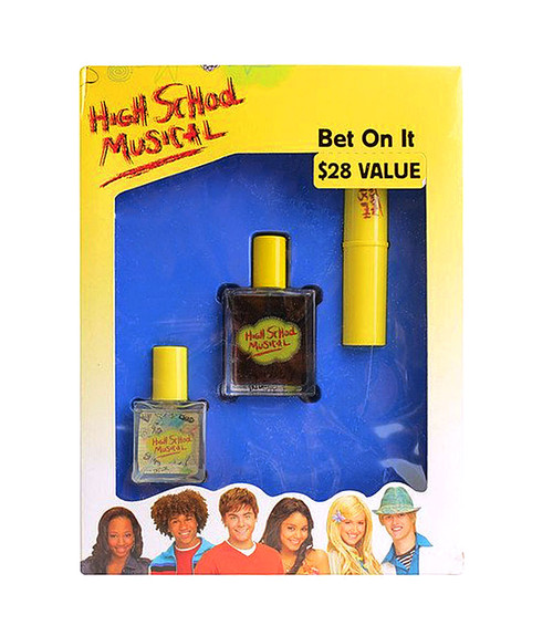 Disney High School Musical 3-Piece Gift Set