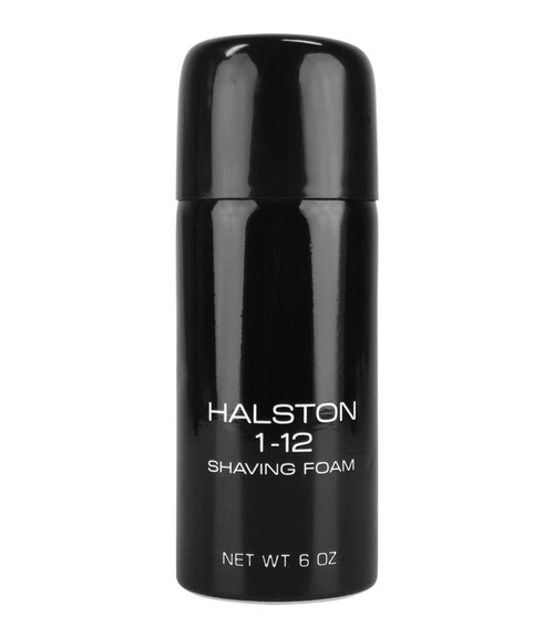 Halston 1-12 Shaving Foam 6 oz