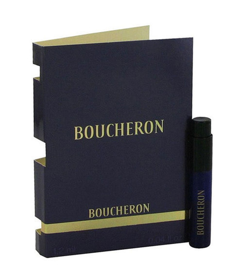 Boucheron Eau De Toilette Spray .06 oz Sample
