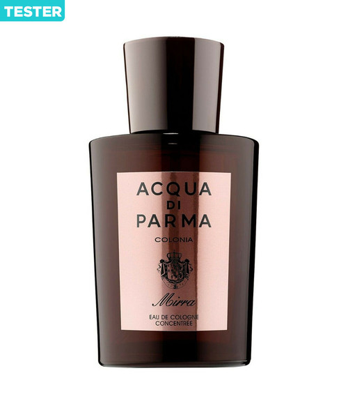 Acqua Di Parma Colonia Mirra Eau De Cologne Concentree Spray 3.4 oz Tester