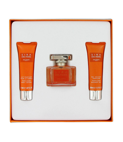 Jean Patou Sira Des Indes 3-Piece Gift Set for Women