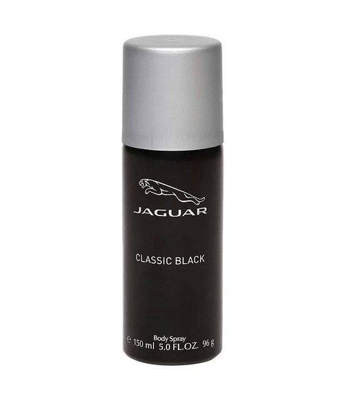 Jaguar Classic Black Body Spray 5 oz