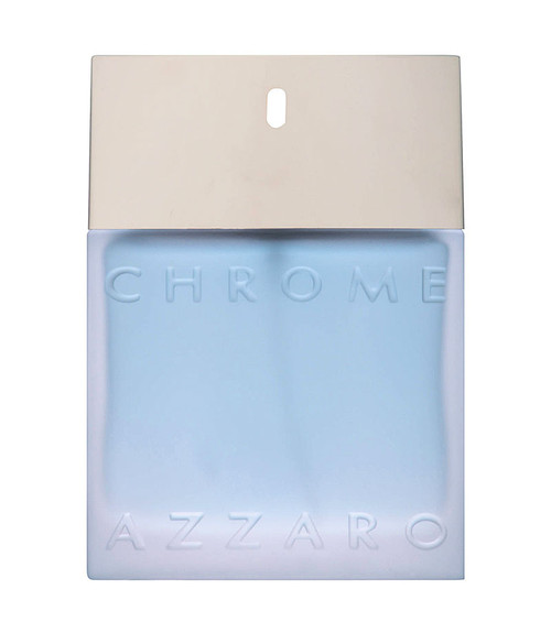 Azzaro Chrome Sport Eau De Toilette Spray 1.7 oz Unboxed