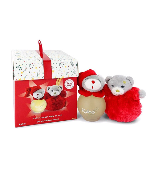 Kaloo Christmas Eau De Senteur Spray + Free Christmas Ball Bear 3.4 oz