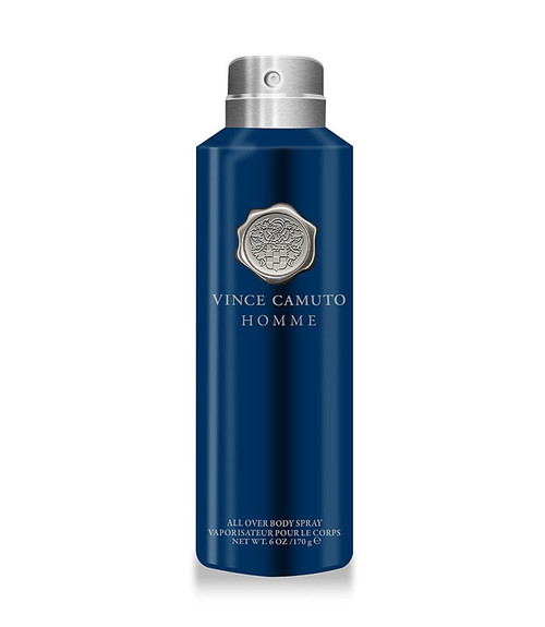 Vince Camuto Homme Body Spray 8 oz for Men