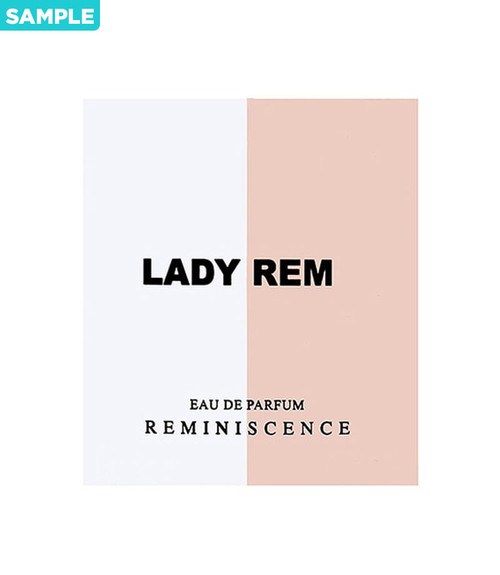 Reminiscence Lady Rem Eau De Parfum .04 oz Sample Unboxed