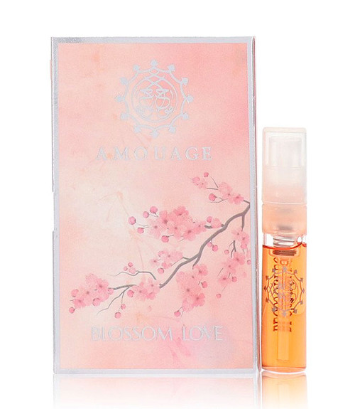 Amouage Blossom Love Woman Eau De Parfum .06 oz Sample