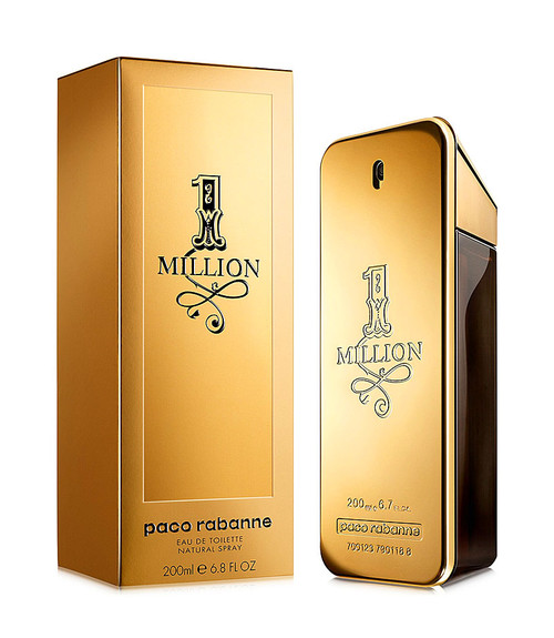 Paco Rabanne 1 Million Parfum Parfum Spray 6.8 oz