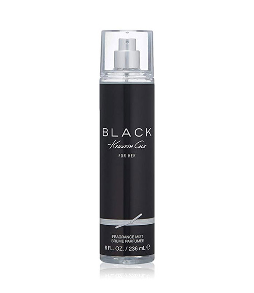 Kenneth Cole Black for Her Body Mist 8 oz