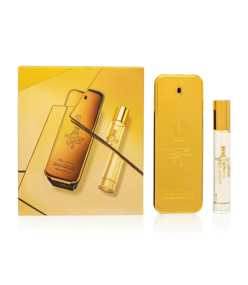 Paco Rabanne 1 Million 2-Piece Gift Set for Men