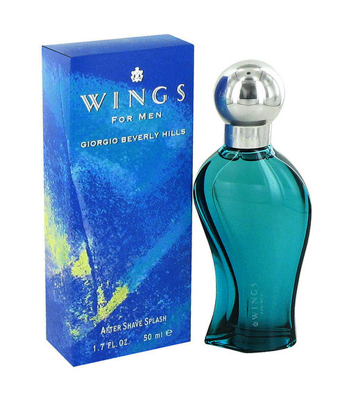 Giorgio Beverly Hills Wings After Shave 1.7 oz