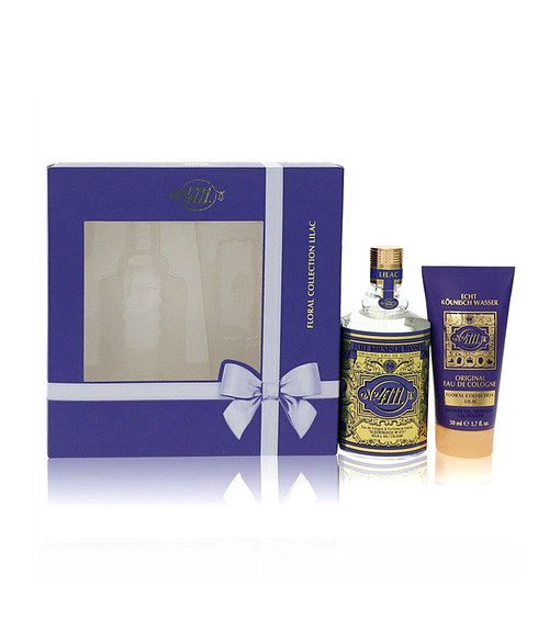 4711 Floral Collection Lilac 2-Piece Gift Set