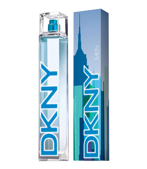 Donna Karan DKNY Summer Energizing Eau De Cologne Spray 3.4 oz 2016