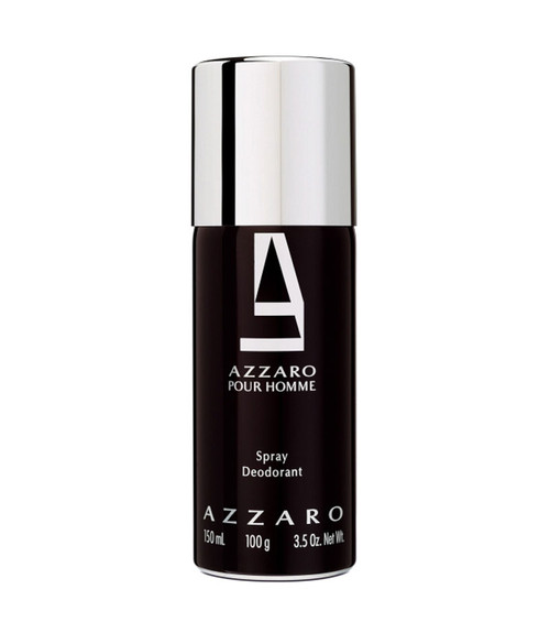 Azzaro Pour Homme Deodorant Spray 5 oz Unboxed