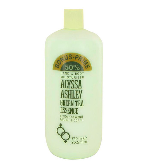 Alyssa Ashley Green Tea Essence Body Lotion 25.5 oz